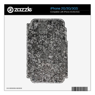 Contrast Electronics Skins Skins For The iPhone 3G