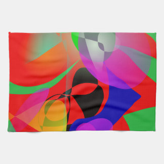 Contrast Expression Kitchen Towels