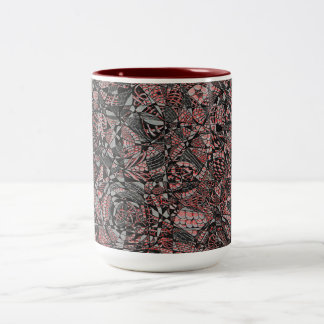 Contrast Gift Products Line Two-Tone Coffee Mug