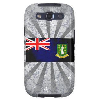 Contraste colorido B.V. Islander Flag Galaxy S3 Protector