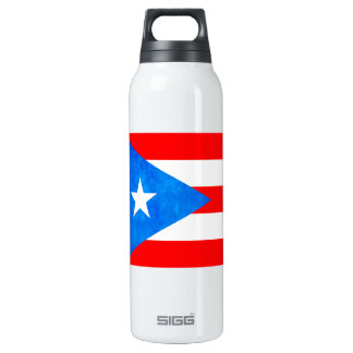 Contraste colorido Puerto RicanFlag
