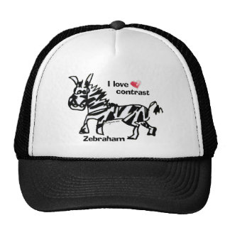 Contraste del amor de Zebraham- I Gorras De Camionero