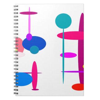 Contraste y armonía cuadernos
