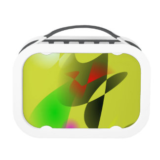 Contrasting Colors Yubo Lunch Box