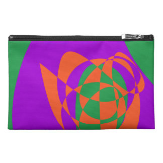 Contrasting Colors Simple Abstract Art Travel Accessories Bags