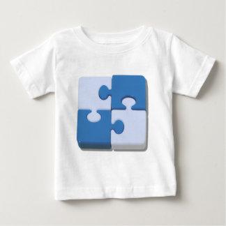 ContrastingPuzzle101310 Playera De Bebé