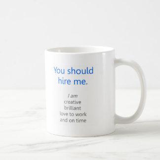 Contráteme Taza De Café