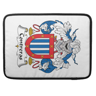 Contreras Family Crest Sleeve For MacBook Pro