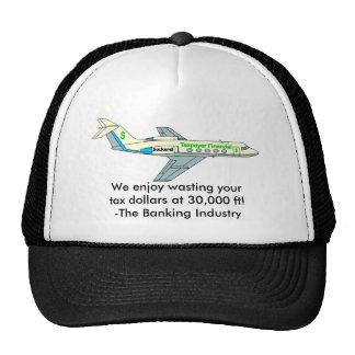 Contribuyente financiero gorras de camionero