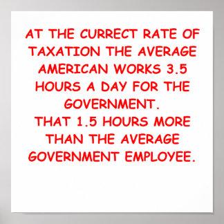 contribuyente poster