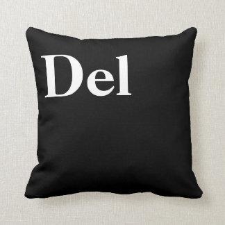 Control Alt Delete Ctrl Alt Del Pillow