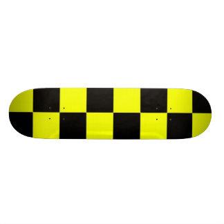 Control amarillo patinetas personalizadas