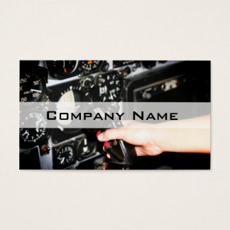 Control Business Card