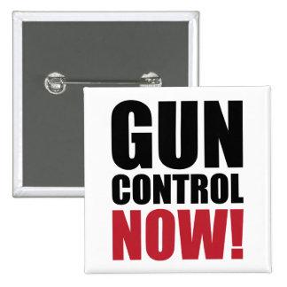 Control de armas ahora pin cuadrado