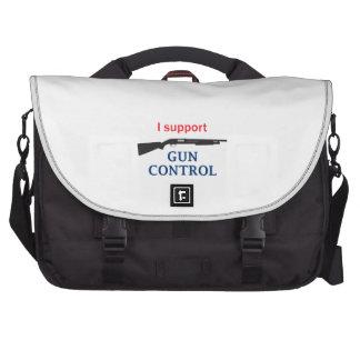 Control de armas bolsas de portatil