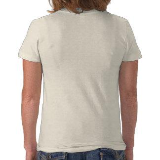 CONTROL DE ARMAS La teoría que una mujer encontró Camisetas