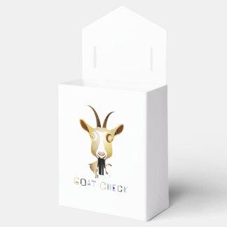 Control de la cabra - ejemplo de ZooDo Cajas Para Regalos