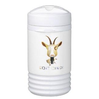 Control de la cabra - ejemplo de ZooDo Enfriador De Bebida Igloo