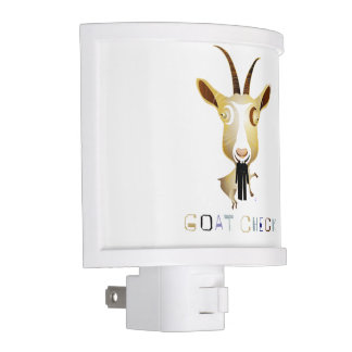 Control de la cabra - ejemplo de ZooDo Lámpara De Noche
