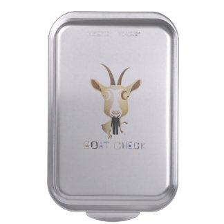 Control de la cabra - ejemplo de ZooDo Molde Para Pasteles