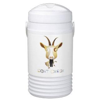 Control de la cabra - ejemplo de ZooDo Refrigerador De Bebida Igloo