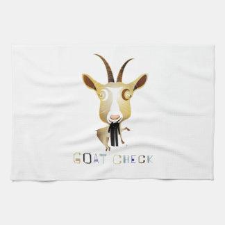 Control de la cabra - ejemplo de ZooDo Toalla De Cocina