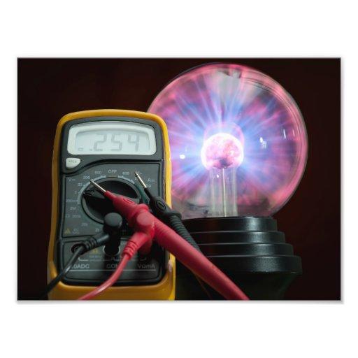 Control de la electricidad fotos
