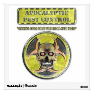 Control de parásito apocalíptico