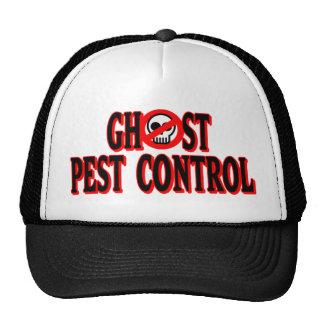 Control de parásito del fantasma gorro de camionero