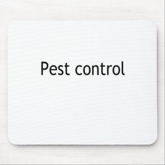 Control de parásito alfombrilla de ratones