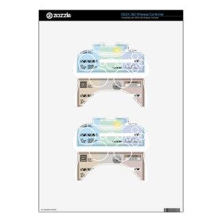 Control de prima del vale del regalo del cheque de mando xbox 360 skin
