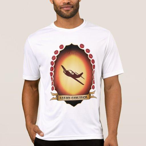 Control de radio Mandorla T Shirts