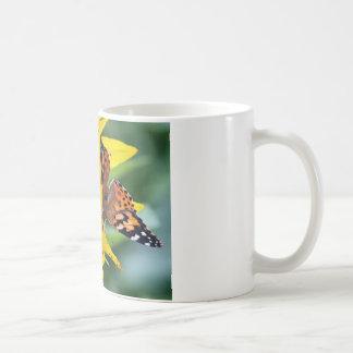 Control de tierra taza de café
