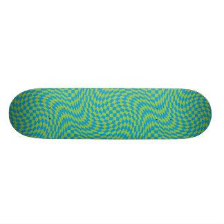 Control deformado Skatedboard Patín
