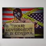 Control gubernamental impresiones