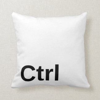 Control Key Pillow