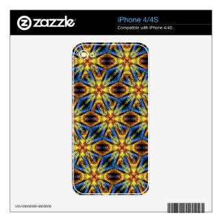 Control medieval vibrante calcomanía para iPhone 4S