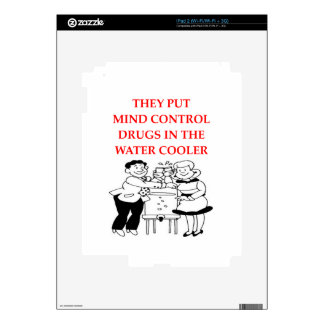 control mental calcomanías para el iPad 2