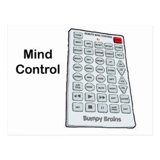 Control mental postal