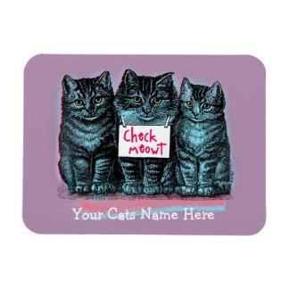 Control Meowt del gato del imán adaptable de Meme