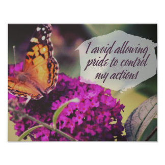 Control My Actions Poster