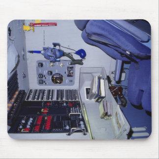 "Control panel, McDonnell Douglas C-17 ""Globemaster Mouse Pad"