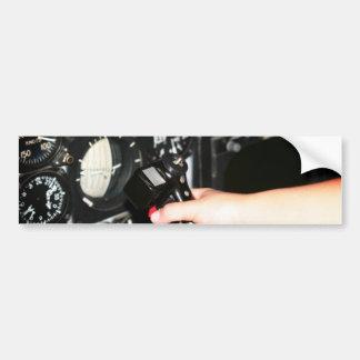 Control Pegatina Para Auto