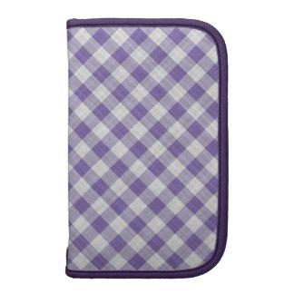 Control púrpura de la guinga - modelo diagonal planificador