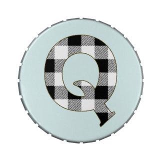Control Q de la guinga Latas De Caramelos
