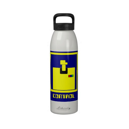 """Control"" Reusable Water Bottle"