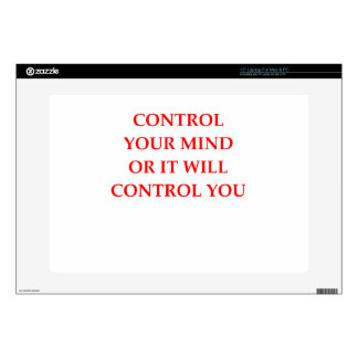 CONTROL SKINS FOR LAPTOPS