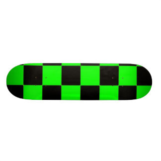 Control verde tabla de patinar