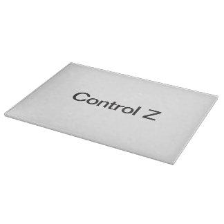 control z cutting boards