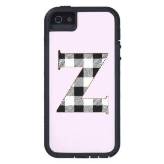 Control Z de la guinga iPhone 5 Fundas